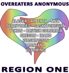 REGION ONE OVEREATERS ANONYMOUS